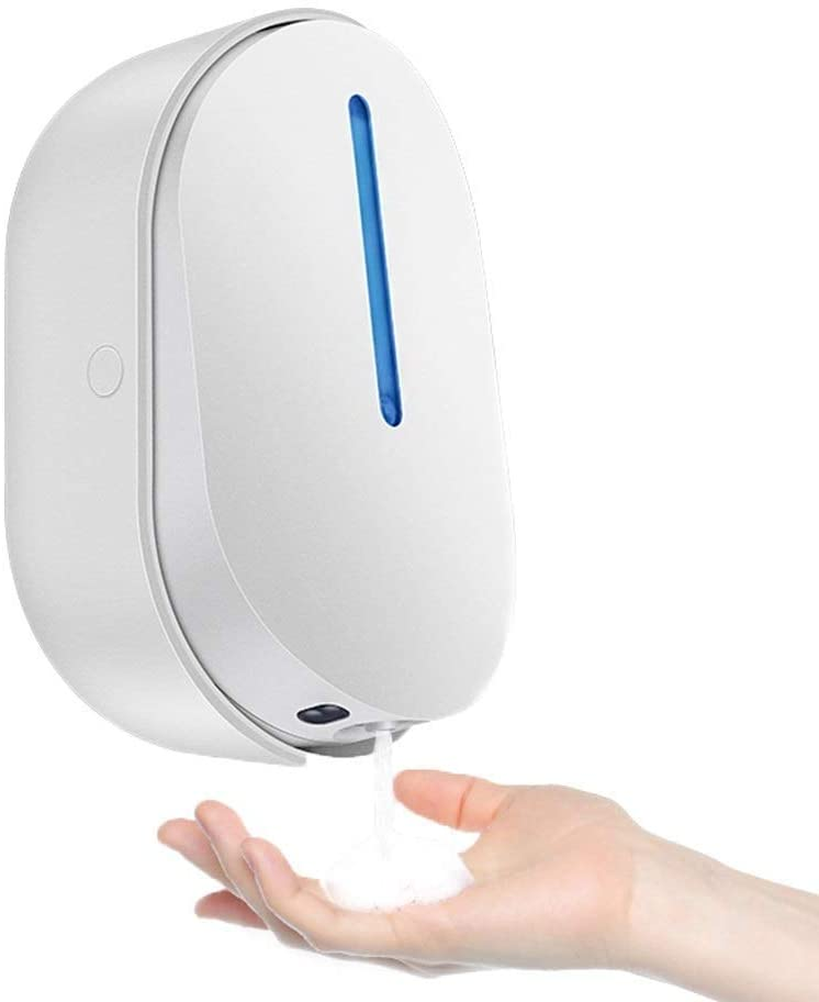 Alpine Wall Mountable, Touchless, Soap Dispenser